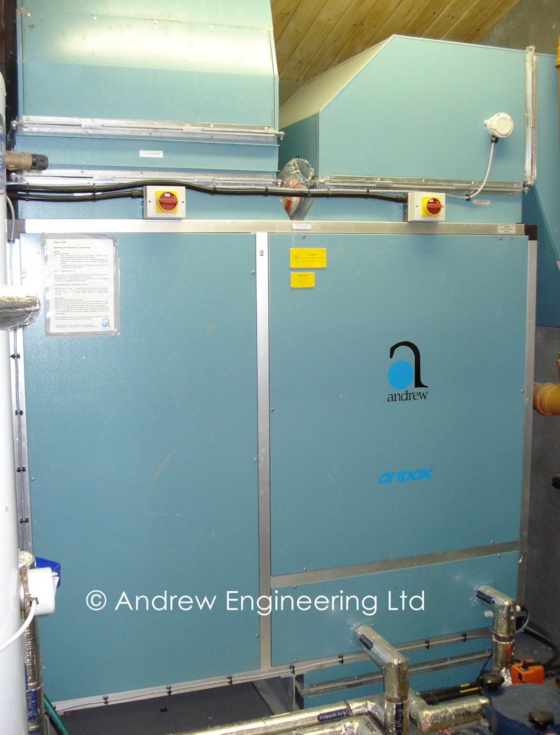 Pool Dehumidifiers Andrew Engineering