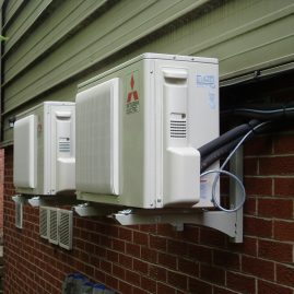 Air Conditioning Condensers, Chesterfield