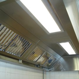 Kitchen Canopy, Birmingham