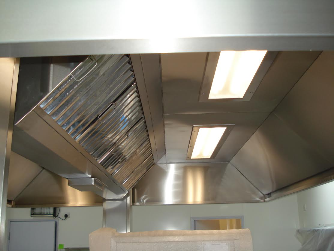 Gallery Kitchen Canopy