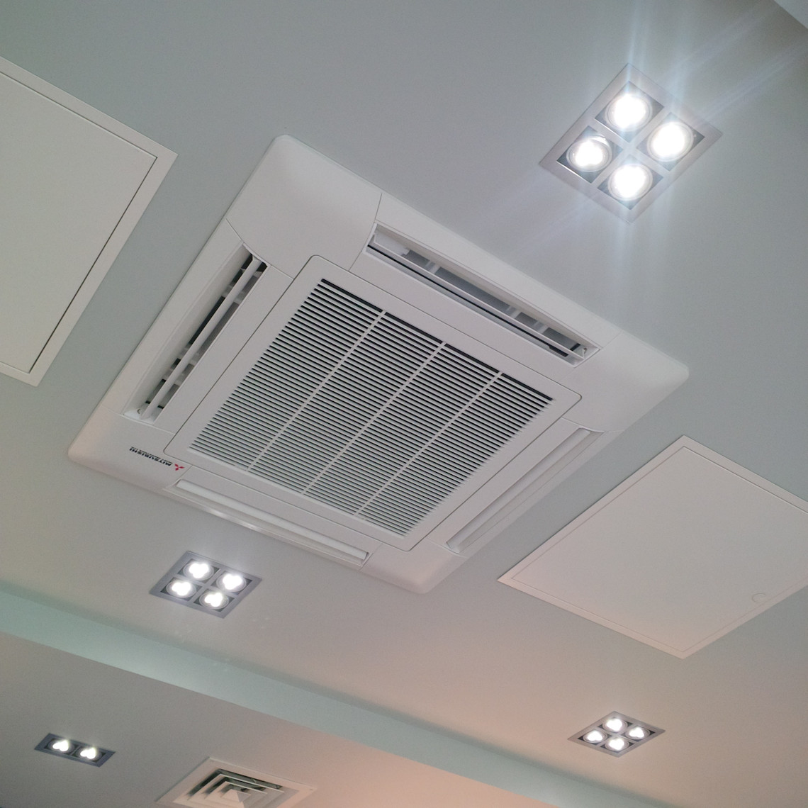 Mitsubishi Electric Ceiling Air Conditioning Units