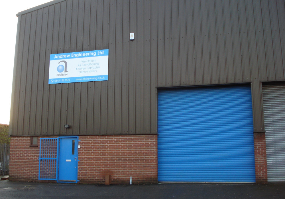 Our Premises: 1a Foxwood Way, Chesterfield (Exterior)