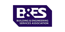 The Building & Engineering Services Association (B&ES - logo)