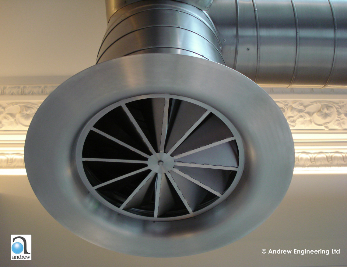 Ventilation Systems Andrew Engineering