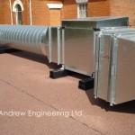 Kitchen Fresh Air System