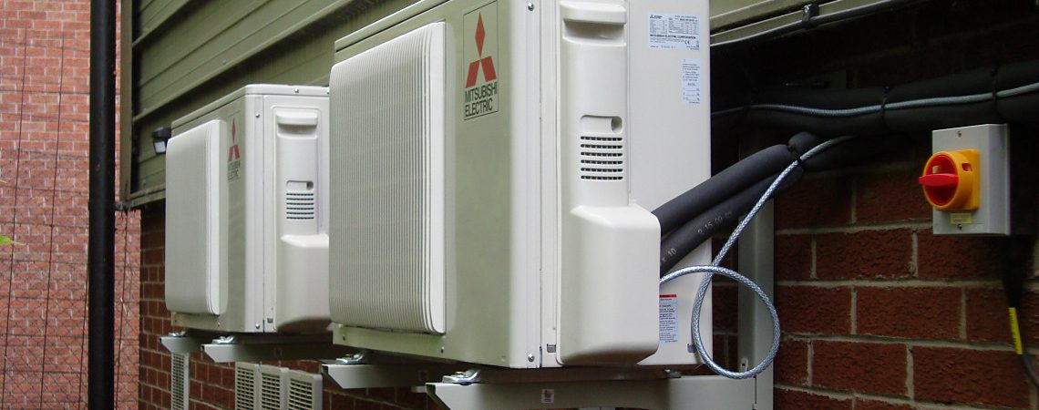 Air Conditioning Condensers Chesterfield