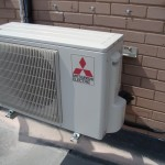 Mitsubishi Electric Outside Unit