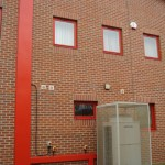 Pipework Cladding (Red)