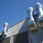 Vertical Jet Cowls (Kitchen Ventilation)