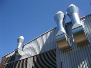 Vertical Jet Cowls (Kitchen Ventilation)