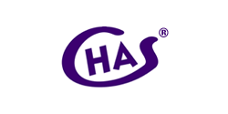 The Contractors Health and Safety Assessment Scheme (CHAS - logo)