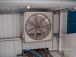 Plantroom Extract Fan
