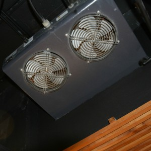 Wine Store Cooling Fans