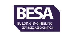 BESA Building Engineering Services Association (logo)